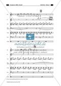 ABBA: Fernando. Band-Arrangement Preview 3