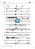 ABBA: Fernando. Band-Arrangement Preview 5