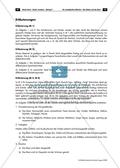 Arbeitsblatt mit Aufgaben und didaktischen Hinweisen zum Dialog zwischen der Schönen und dem Biest. Preview 2