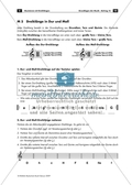 Musik, Gestaltung, Form, Stil, Bausteine, Elemente, Material, Satzweisen, Klangerzeuger, Klangmaterial, Begleitung, Intervalle, Instrumente