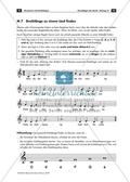 Musik, Bausteine, Elemente, Material, Gestaltung, Form, Stil, Klangmaterial, Klangerzeuger, Satzweisen, Intervalle, Begleitung, Instrumente