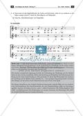 Akkordverbindungen: einfache Kadenz. Arbeitsmaterial mit Erläuterungen Preview 2
