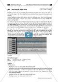 Musik, Ausdruck, Wirkung, Funktion, Bausteine, Elemente, Material, Original und Bearbeitung, Klangerzeuger, elektronische Klangerzeuger