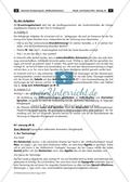 Arbeitsblatt mit Text und Aufgaben zur Differenzierung von textgerechter Deklamation am Bsp. von Webers