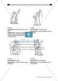 Römische Gottheiten und ihre Aufgaben: Vorlage von Holsts