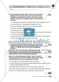 Nebensatzarten: Klassenarbeit (leicht) Preview 1