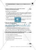 Nominalisierung von Verben: Klassenarbeit (leicht) Preview 1