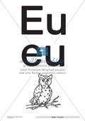 Die Lautverbindung Eu/eu: Anlautbild mit Legebild Preview 2