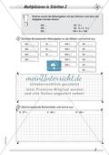 Differenziertes Übungsmaterial zum Multiplizieren - Rechnen in Schritten. Preview 2
