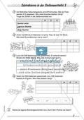 Differenziertes Übungsmaterial zum Subtrahieren - Subtrahieren in der Stellenwerttafel. Preview 3