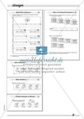 Differenziertes Übungsmaterial zum Subtrahieren - Subtrahieren in der Stellenwerttafel. Preview 7