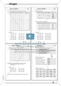 Zahlenraum bis 1 000 000 - Große Zahlen in der Stellenwerttafel Preview 4