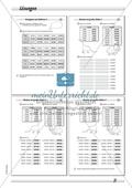 Zahlenraum bis 1 000 000 - Verdoppeln und Halbieren Preview 5
