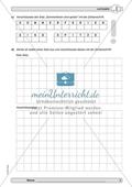 Material zur Verbesserung der Grundfähigkeiten im Zahlenraum - Zahlen in der Hundertertafel anordnen. Preview 2
