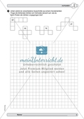 Material zur Verbesserung der Grundfähigkeiten im Zahlenraum - Zahlen in der Hundertertafel anordnen. Preview 3