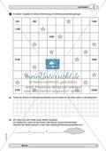 Material zur Verbesserung der Grundfähigkeiten im Zahlenraum - Zahlen in der Hundertertafel anordnen. Preview 4