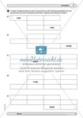 Material zur Verbesserung der Grundfähigkeiten im Zahlenraum - Zahlen in der Hundertertafel anordnen. Preview 5