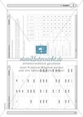 Material zur Verbesserung der Grundfähigkeiten im Zahlenraum - Verschiedene Zahldarstellungen. Preview 4