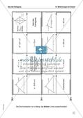 Dominospiele zum Satz des Pythagoras - Berechnungen am Dreieck. Preview 1