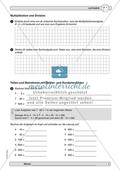 Verbesserung der Grundfähigkeiten im Kopfrechnen - Multiplikation und Divisionohne Nullstellen. Preview 1