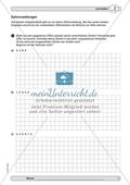 Material zur Verbesserung der Grundfähigkeiten im Zahlenraum - Zahlvorstellungen. Preview 1