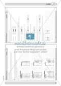 Material zur Verbesserung der Grundfähigkeiten im Zahlenraum - Zahlvorstellungen. Preview 3