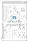 Material zur Verbesserung der Grundfähigkeiten im Zahlenraum - Zahlenstrahl und Zahlenrelationen. Preview 8