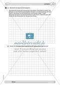 Material zur Verbesserung der schiftlichen Rechenverfahren - erste Übungen zum Multiplikationsverfahren. Preview 4