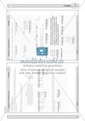 Material zur Verbesserung der schiftlichen Rechenverfahren - erste Übungen zum Multiplikationsverfahren. Preview 5