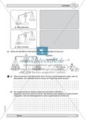 Material zur Verbesserung der Grundfähigkeiten im Bereich Messen und Größen - Gewichte. Preview 2