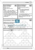 Material zur Verbesserung der Grundfähigkeiten im Bereich Messen und Größen - Partneraufgaben. Preview 1