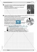 Material zur Verbesserung der Sachrechenkompetenz - Sachaufgaben und Kombinatorik. Preview 2