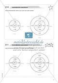 Material für eine Freiarbeit zum Thema Dezimalbrüche - Brüche addieren und subtrahieren. Preview 2