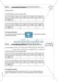 Material für eine Freiarbeit zum Thema Dezimalbrüche - Brüche multiplizieren und dividieren. Preview 3