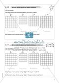 Material für eine Freiarbeit zum Thema Bruchzahlen - Brüche multiplizieren und dividieren. Preview 1