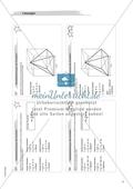 Aufgaben für eine Freiarbeit zum Thema: Geometrische Körper - Volumenberechnungen an der Pyramide. Preview 4