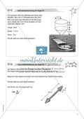 Aufgaben für eine Freiarbeit zum Thema: Geometrische Körper - Volumenberechnungen am Kegel. Preview 3