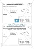 Mathematik, Geometrie, Geodreieck, Zirkel, flächen, Zeichnen