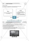 Freiarbeit zum Thema: Prozent- und Zinsrechnen - Komplexe Textaufgaben. Preview 1