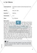 Bewegter Mathematikunterricht - Kenntnisse des Einmaleins vertiefen Preview 1