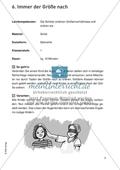 Bewegter Mathematikunterricht - Größenverhältnisse kennenlernen und ordnen. Preview 1