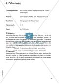 Bewegter Mathematikunterricht - Spielerisch Kenntnisse der Zahlenreihe vertiefen. Preview 1