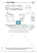 Messen und Größen: Hohlmaße - Liter im Alltag Preview 1