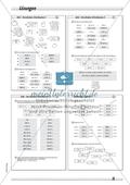 Messen und Größen: Geld - Verschiedene Schreibweisen in drei Schwierigkeitsstufen Preview 4