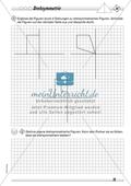 Symmetrie: Drehsymmetrische Figuren zeichnen und selbst entwerfen Preview 1