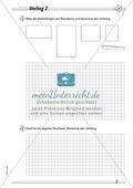 Rechtecke messen, zeichnen  und ihren Umfang berechnen Preview 1