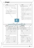 Den Flächeninhalt von Rechtecken durch Zählen von Rechenkästchen ermitteln und Figuren in passende Rechtecke unterteilen Preview 3