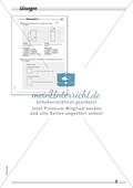 Berechnen und Zeichnen von Flächeninhalt und Umfang Preview 2