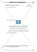 Mathematik_neu, Primarstufe, Raum und Form, Linien, Senkrecht, orthogonal und rechter Winkel