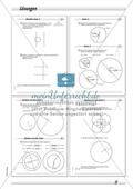 Umgang mit dem Geodreieck - Zeichnen von vorgegebenen Rechtecken, Senkrechten, Parallelen und Erstellung eigener Zeichenanleitungen Preview 2